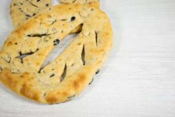 Mixed Olive Fougasse (7% Concentrate)