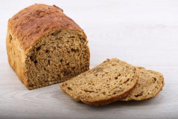Multiseed Date and Walnut Loaf