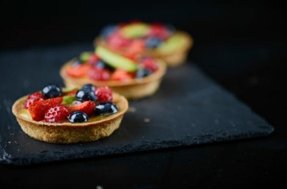 Fruit Tart Glaze