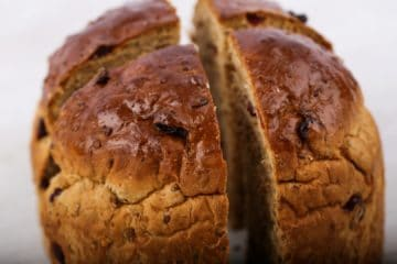 Multiseed Panettone