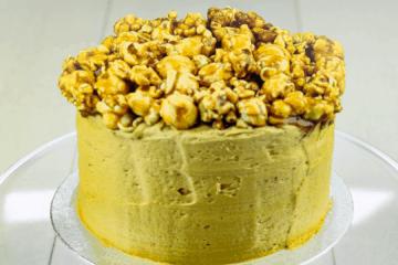 Popcorn Layer Cake