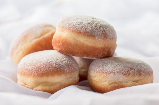 Yeast Doughnut