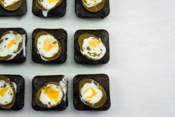 Creme Egg Brownie